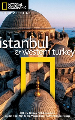 National Geographic Traveler Istanbul and Western Turkey By Rutherford, Tristan